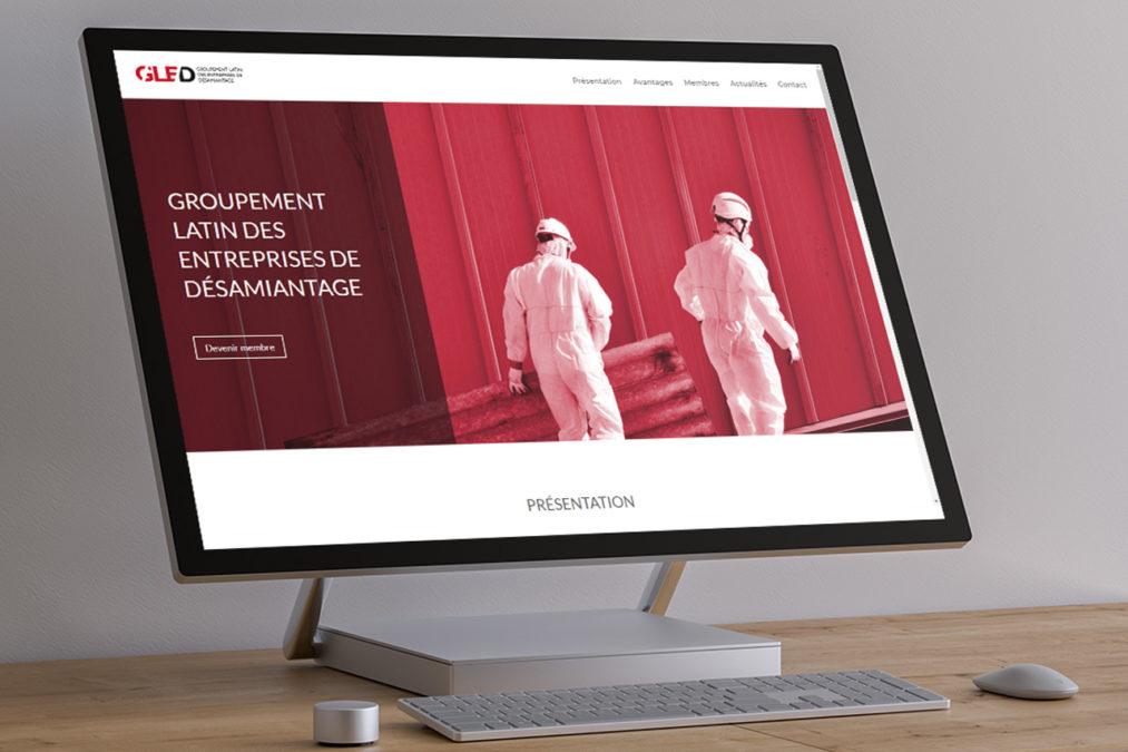 Nouveau site internet pour le GLED